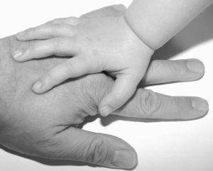 zmiana kontaktów z dzieckiem